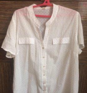 Рубашка женская 52 р
