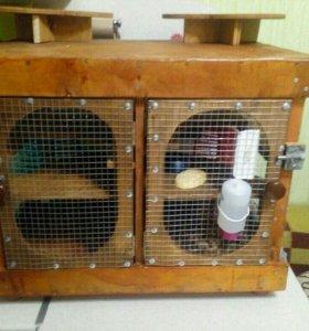 Клетка для хомячков. Торг