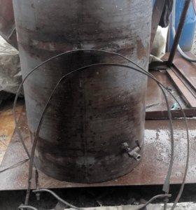 Бак для горючих и смазочных материалов 100л