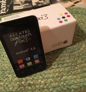 New компактный Alcatel Pixi 3(3,5) 4009D
