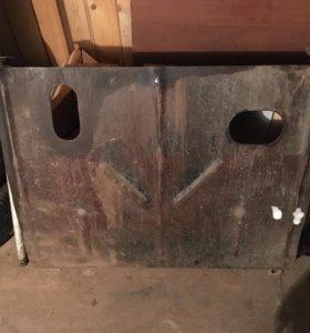 Защита двигателя на ваз 2115