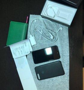 Apple IPhone 7 Plus Jet black 256 Гб