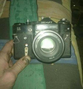 Фотоопорат зенит-11HELIOS-44M
