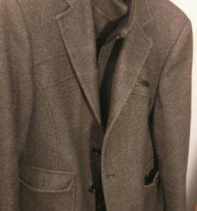 Пальто(полупальто)мужское