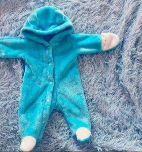 Продам Детский плюшевый костюмчик