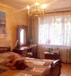 Квартира, 3 комнаты, 62.5 м²