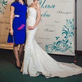 Свадебное платье Sarah Danielle