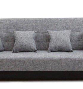 Диван книжка новая мягкая мебель недорого