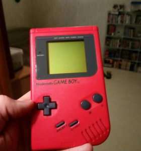 Game Boy Original Brothers Red