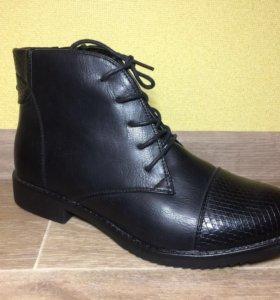Ботинки новые женские (41)