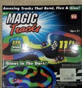 MAGIC TRACKS-гоночная трасса