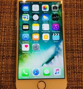 iPhone 6,Gold,64GB