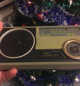 Радио «Сигнал рп 204»