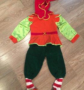Новогодний костюм «Гномик»