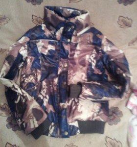 Куртка женская размер 42-44