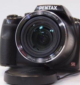 фотоаппарат Pentax Optio X70 zoom 24x 12мП