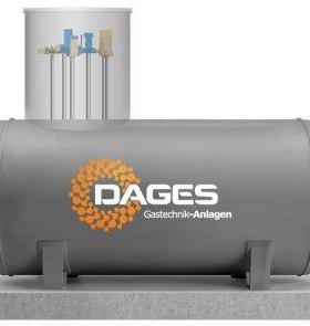 Автономная газификация газгольдером