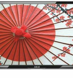 "LED телевизор akai LEA-19K39P ""R"", 18.5"", HD ready"