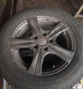 Колеса от форд фокус 2
