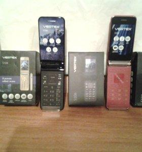 Сотовые телефоны VERTEX