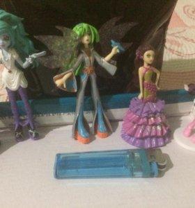 Куклы мини 6ш