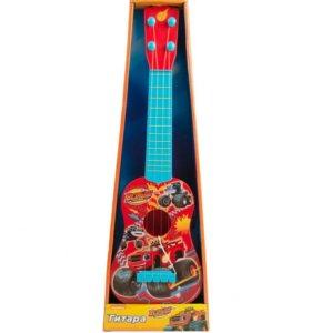"""Гитара игрушка """"Вспыш"""""""
