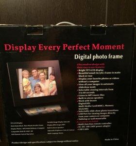 Цифровая фоторамка Display every perfect moment