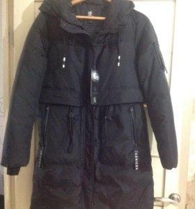 Новая зимняя куртка 44 размер