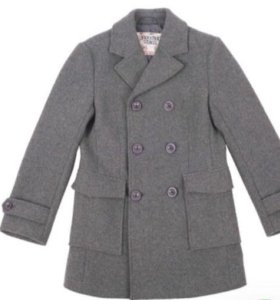 Гулливер пальто (новое) для мальчиков р. 140