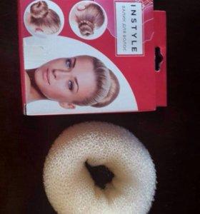 Гулька/валик для волос