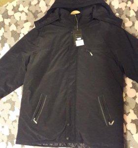 Мужская новая куртка