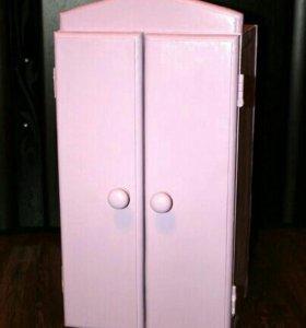 Шкафчик для кукол.