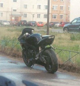 Yamaha r6s 2007