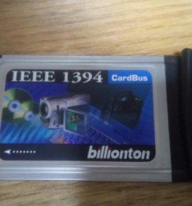 Переходник PC Card-IEEE1394