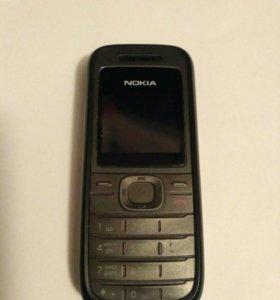 Nokia 1208 звонилка