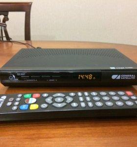 Приёмник триколор тв HD GS 8307