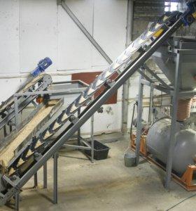 Завод по производству пеноблоков