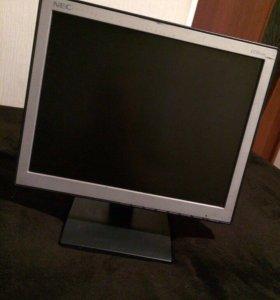 Монитор NEC 15 дюймов плоский