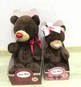 Медвежата Choco&Milk