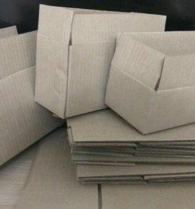 Коробки из гофро картона