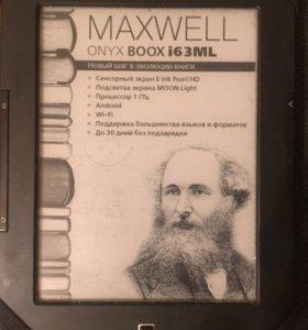 Электронная книга Onyx BOOX i63ML