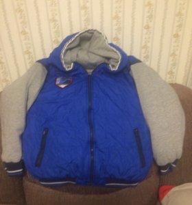 Куртка ( жилетка) для мальчика