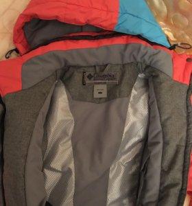 Горнолыжная куртка,зимняя