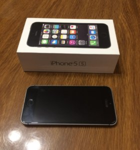 Айфон 5 s 16 гб Black