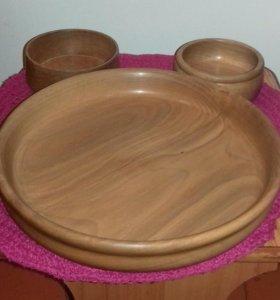 Продам деревянную посуду в ассортименте