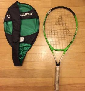 Ракетка для большого тенниса Fischer Titanium 1.35