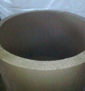 Виброформа для производства колодезных колец