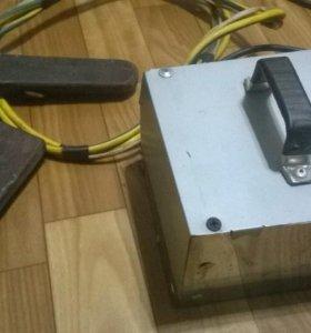 Регрувер для нарезки протектора изношенных шин