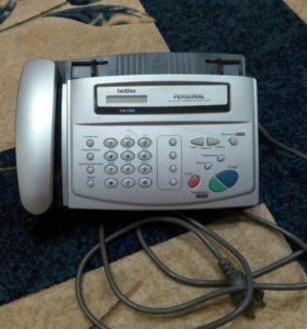 Телефон факс Brother 2365