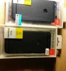 Чехол iPhone 6 силиконовый накладка